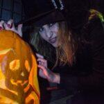 Halloween wiedźma