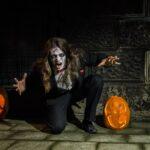 Halloween wampir