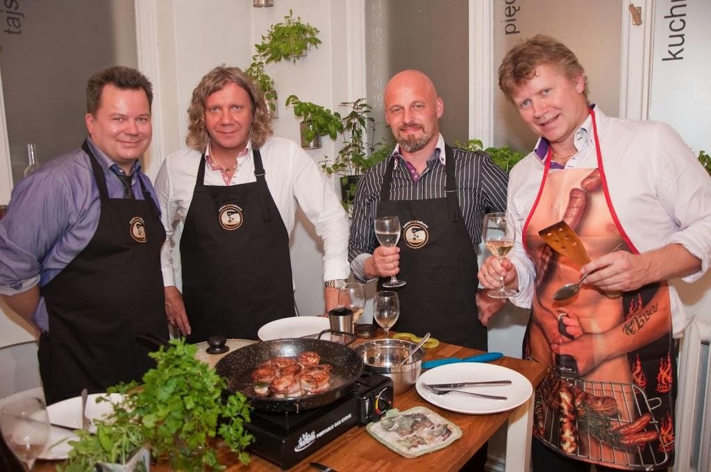 Warsztaty z gotowania dla mężczyzn też potrafimy zrobić! A co!