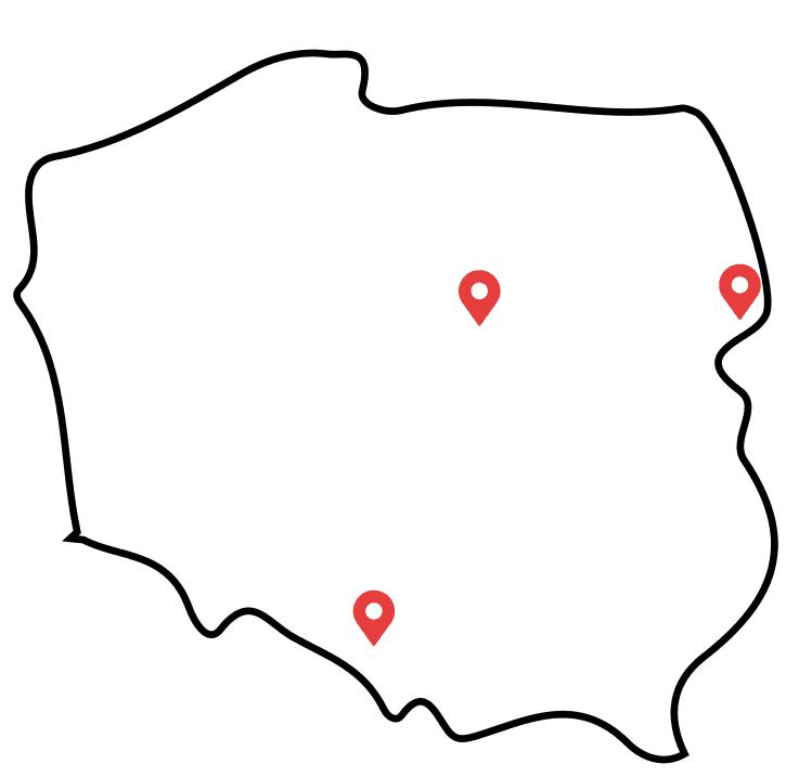 Top 3 mapa
