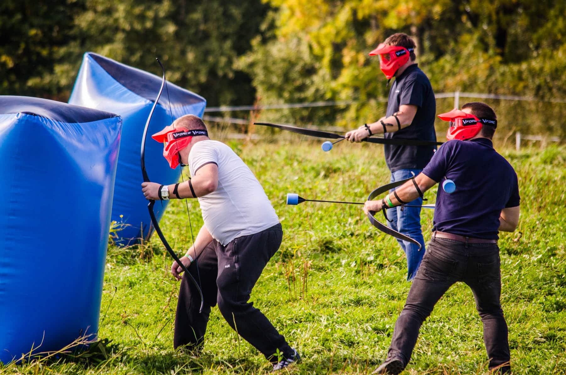 Archery tag - bezpiecznie łucznictwo!