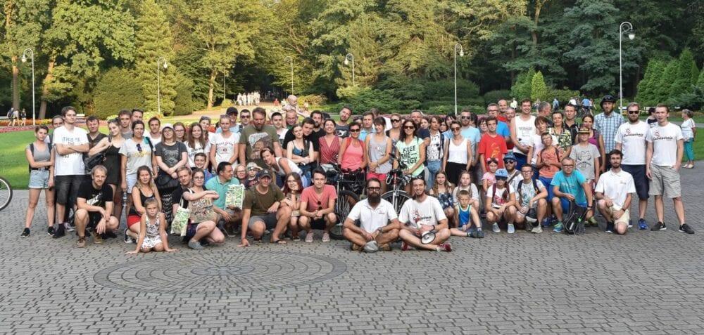 Rodzinna gra miejska Katowice